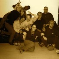 Gravação de Côro para o CD Tatanka. (2000)