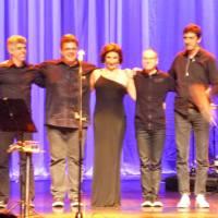 Show com Zizi Possi no Teatro Bradesco (2013)